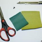 Как сделать красивые цветы из небольших кусочков бумаги. Четвертый способ