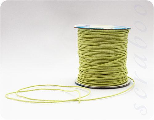 Вощёный шнур (вощёная нить)