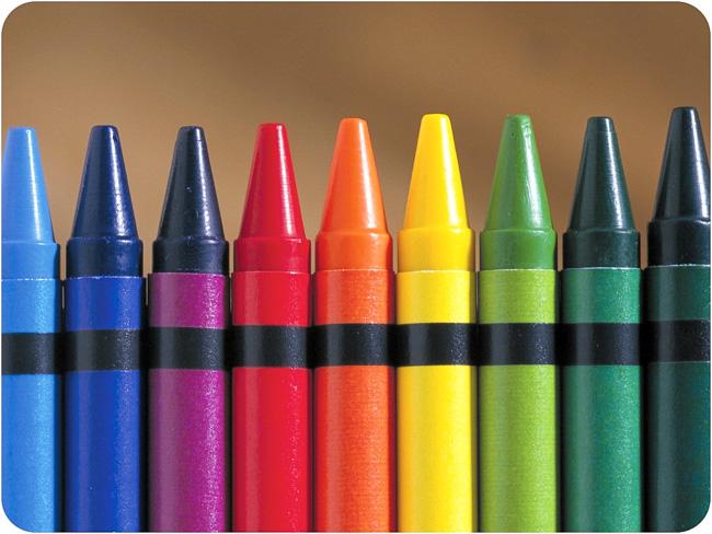 Восковые карандаши-мелки (Wax Pencils)