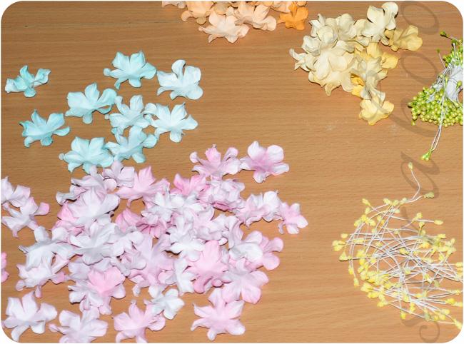 Мастер класс цветы из бумаги для скрапбукинга своими руками 31