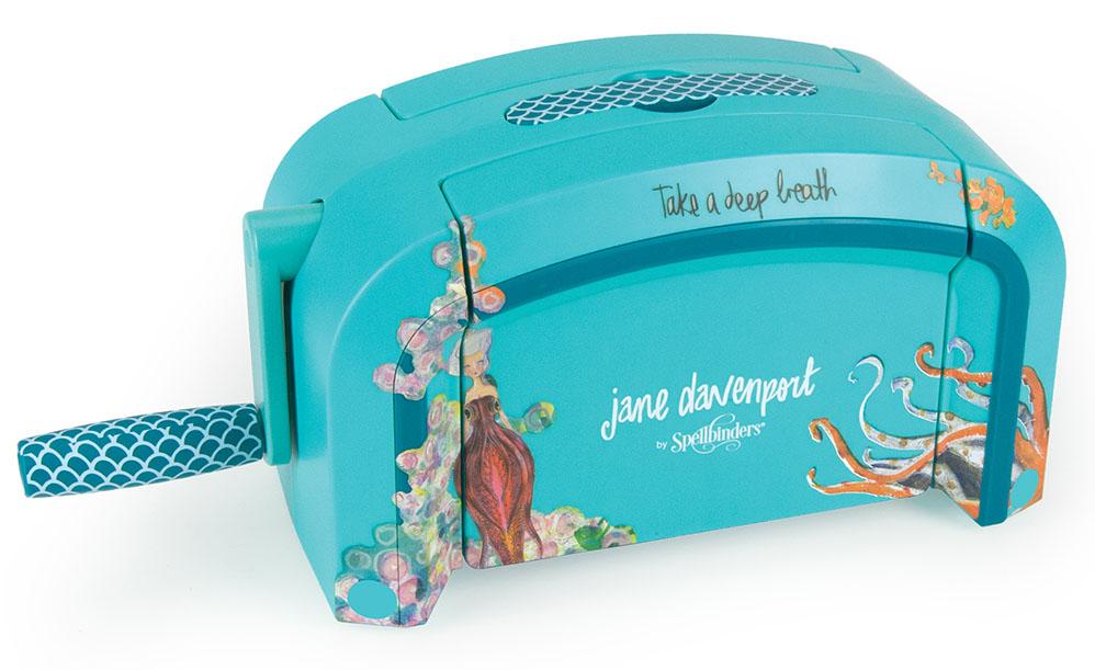 Машинка для вырубки и тиснения Jane Davenport отSpellbinder