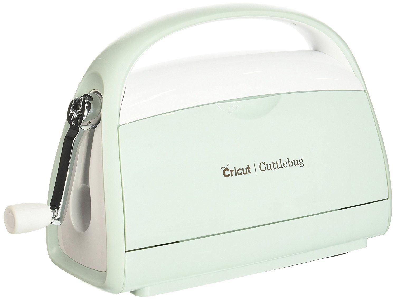 Машинка для вырубки и тиснения Cuttlebug от Cricut