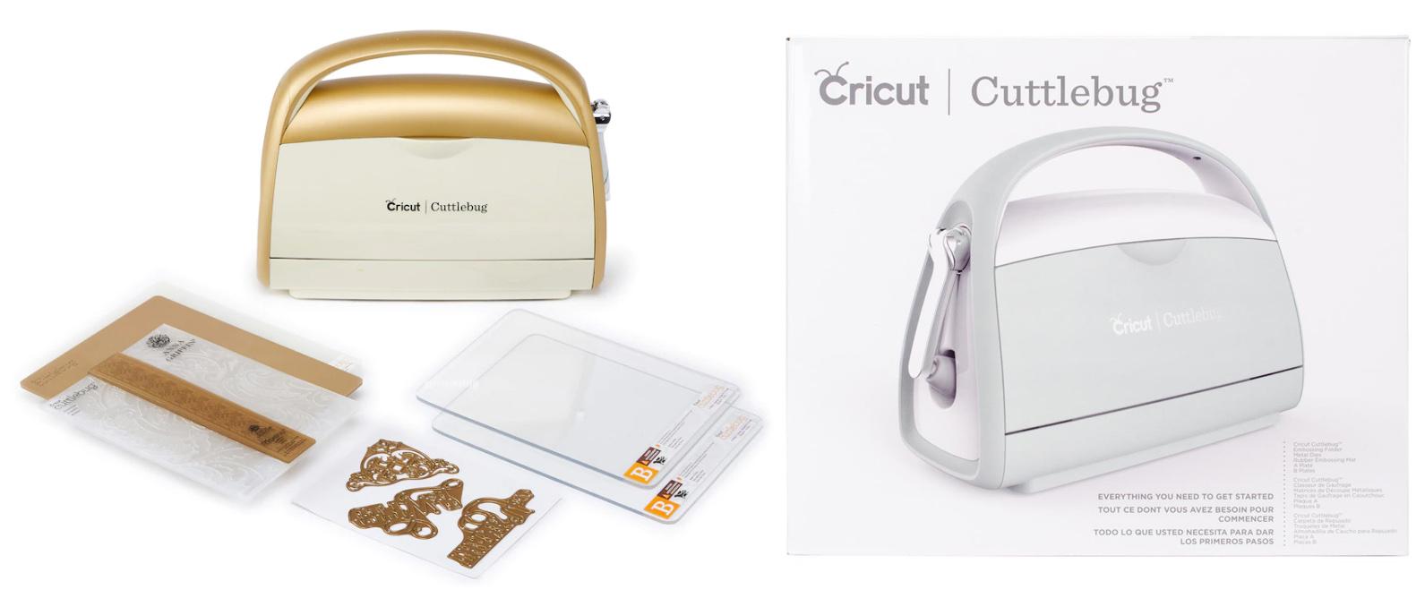 Cuttlebug от Cricut