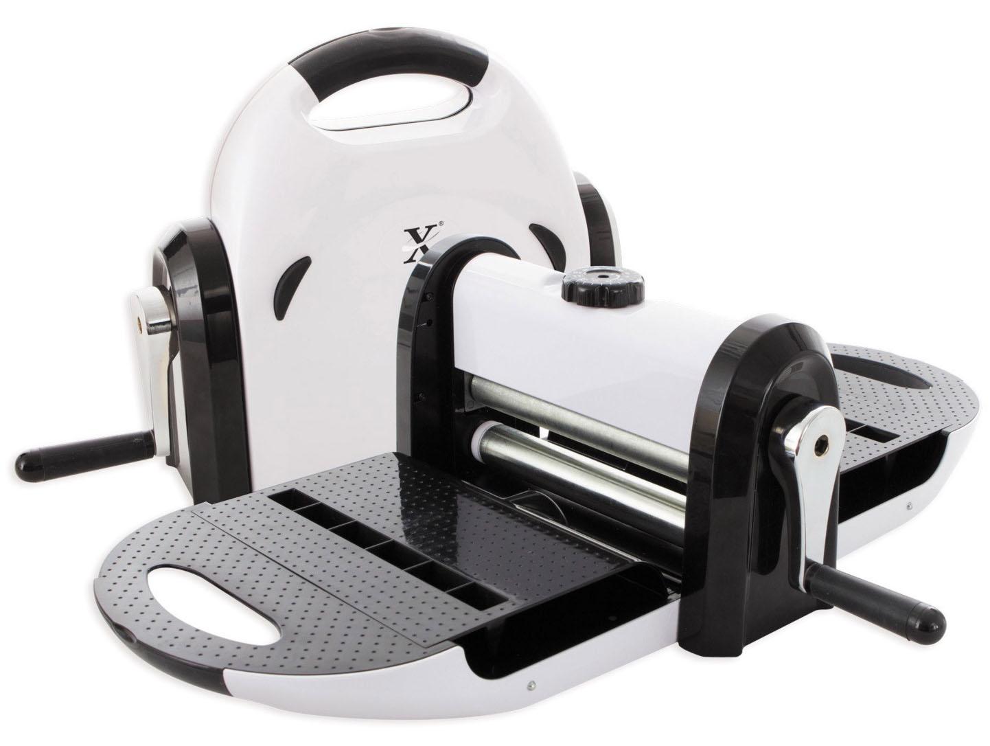 Машинка Xpress для вырубки и тиснения от DoCrafts