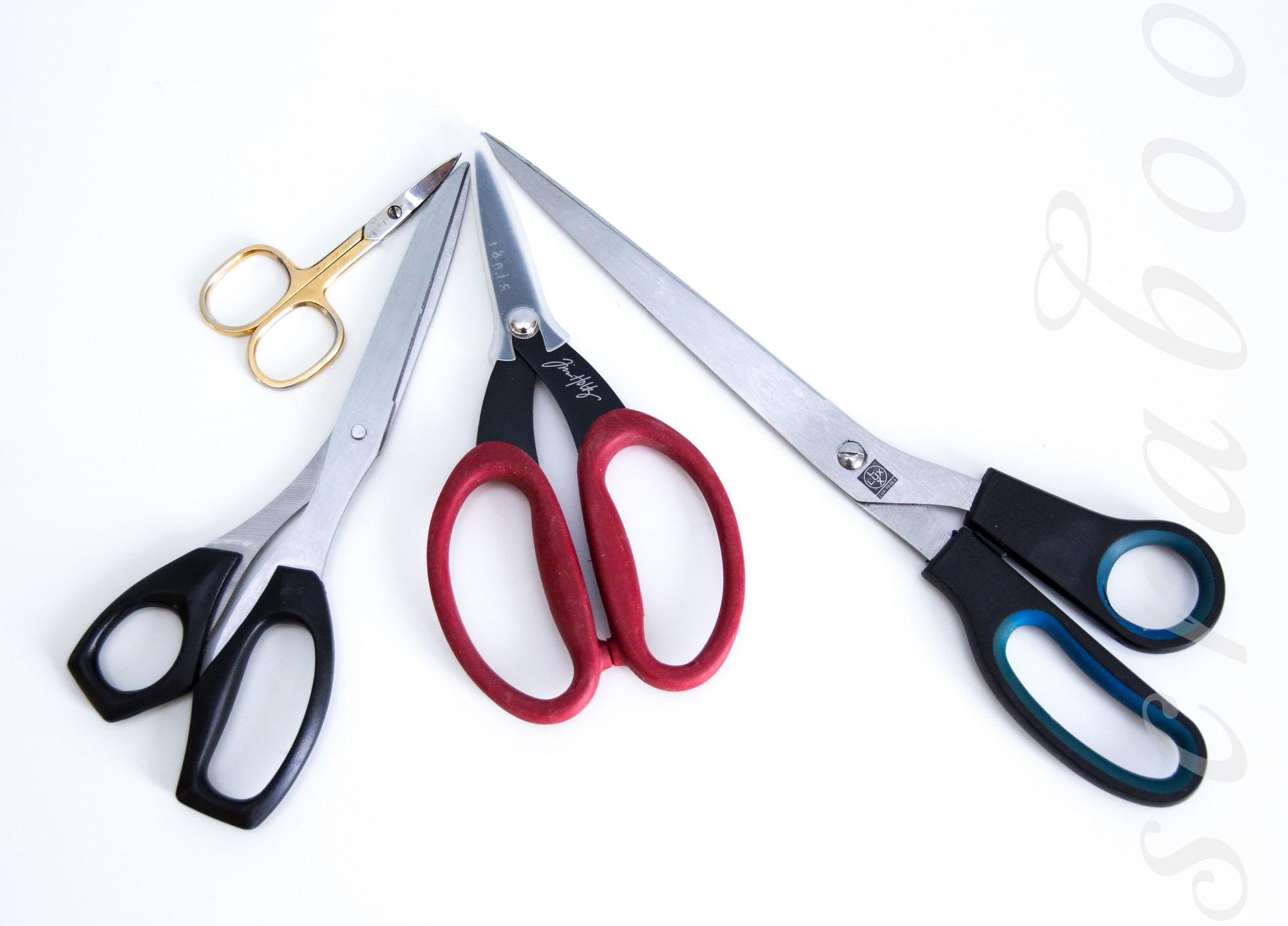 Ножницы для скрапбукинга