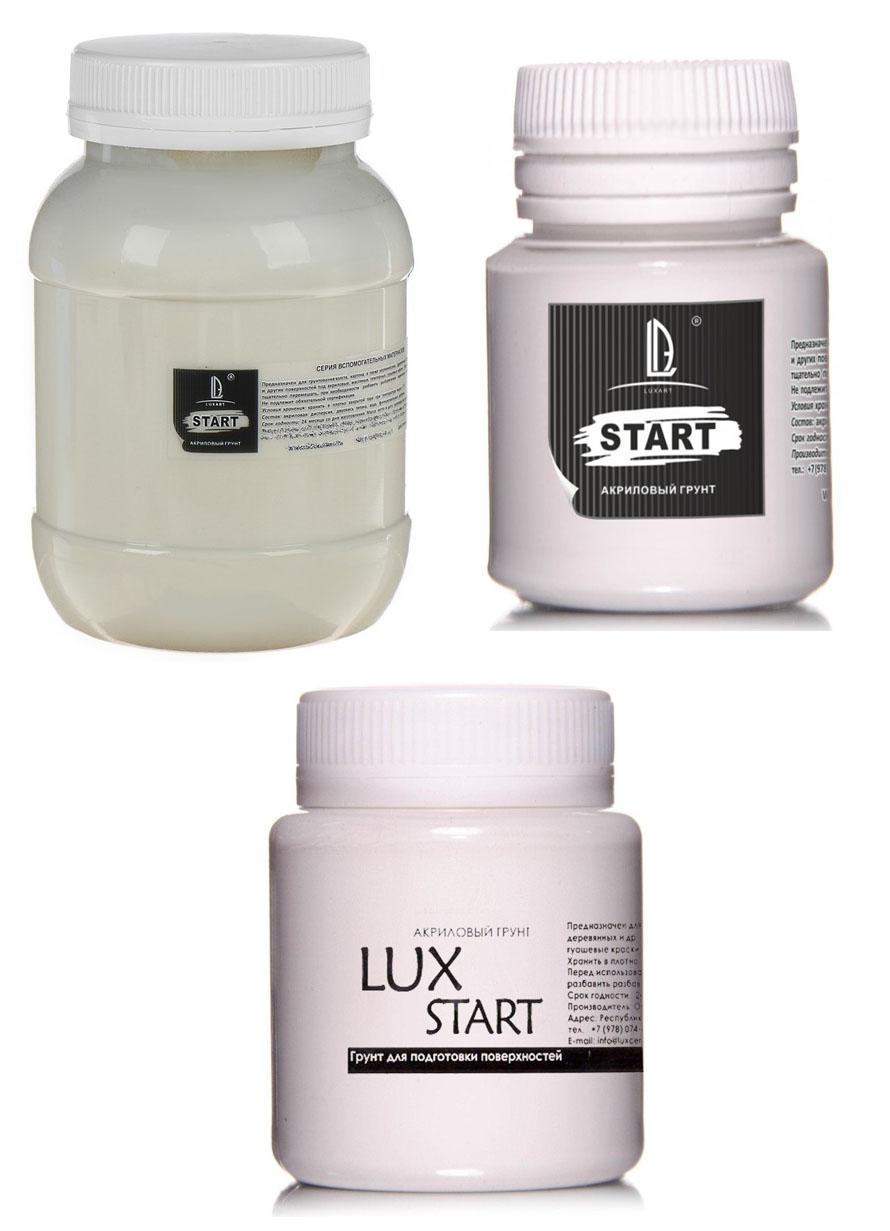 Грунт акриловый Luxart