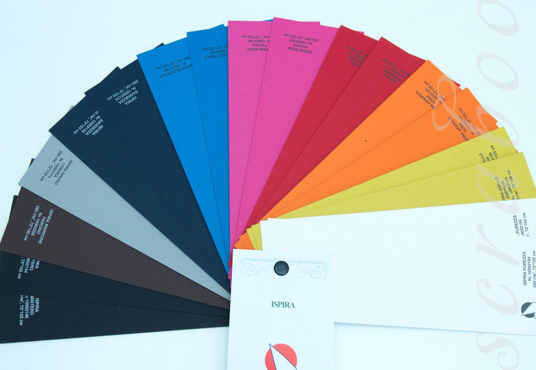 Дизайнерский картон и бумага Ispira