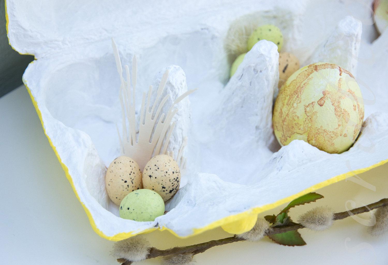 Декоративные яйца к Пасхе